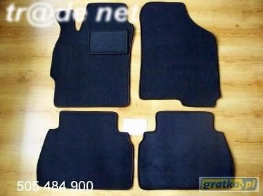 Daewoo Leganza 1997-2002 najwyższej jakości dywaniki samochodowe z grubego weluru z gumą od spodu, dedykowane Daewoo Leganza-1