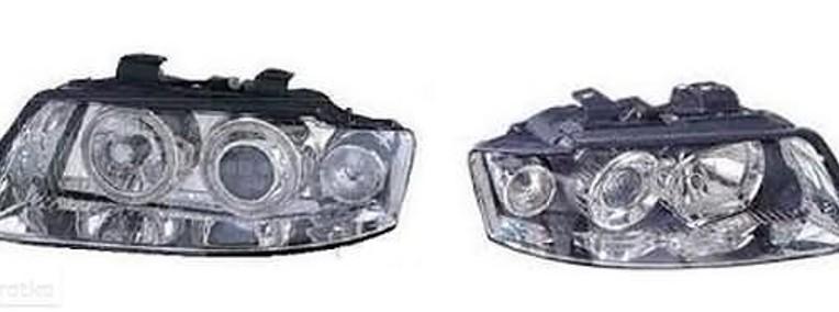 AUDI A4 00-04 REFLEKTOR XENON PRAWY LUB LEWY PRZEDNIA Audi A4-1