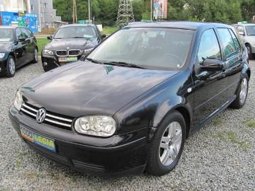 Volkswagen Golf IV IV 1.6 benzyna- Highline-AUTOMAT-klima-