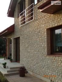 Stara cegła ręcznie formowana płytki elewacyjne z kamienia piaskowiec