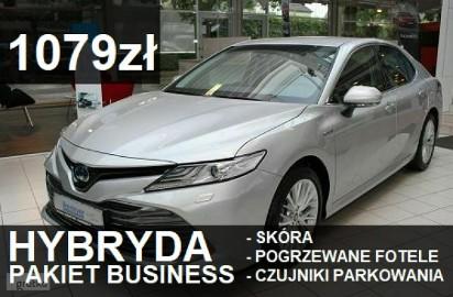 Toyota Camry VIII 2,5 Comfort 218KM Pakiet Business Skóra Podgrzewane fotele rata 1079