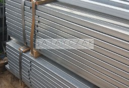Słupek do paneli Panelowe 60x40mm 2,0m OCYNK
