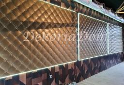 Panele dekoracyjne 3d, wododporne - Morna (produkcja)