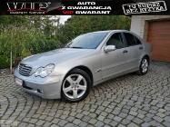 Mercedes-Benz Klasa C W203 LIFT • SERWISOWANY • TEMPOMAT