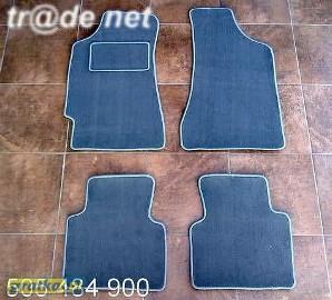 Dodge Neon I 1993-1999 najwyższej jakości dywaniki samochodowe z grubego weluru z gumą od spodu, dedykowane Dodge Neon