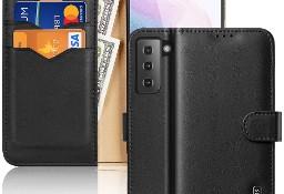 Etui Hivo Dux Ducis skórzane z klapką do Samsung Galaxy S21 Plus 5G