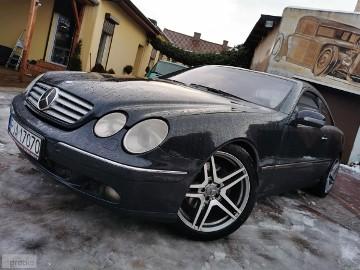 Mercedes-Benz Klasa CL W215 SUPER STAN ! WYPAS ! SPRAWDŹ JAKI
