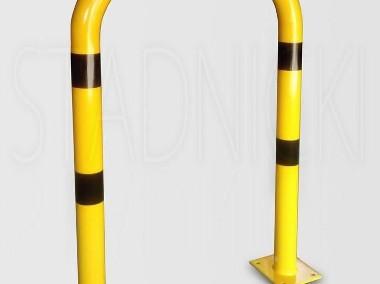 Barierka ochronna zabezpieczająca, odbojnica rurowa-1