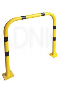 Barierka ochronna zabezpieczająca, odbojnica rurowa-2