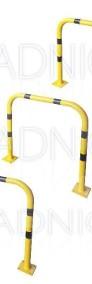 Barierka ochronna zabezpieczająca, odbojnica rurowa-3