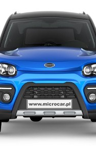 Microcar M.Go 6 X ICE 2020r DCI - L6e-BP AM - od 14 roku życia - Gwarancja-2