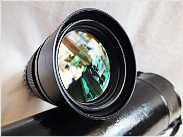 Teleobiektyw / Obiektyw M42 SIGMA System Zoom 80-200 +Tuba