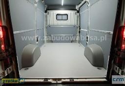 Citroen Jumper ZABUDOWA ŚCIAN BOKÓW PAKI BUSA L4, CNC