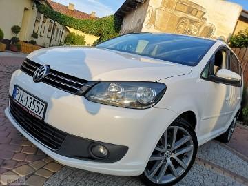 Volkswagen Touran II SUPER STAN ! WYPAS ! SPRAWDŹ JAKI