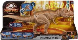 Tyranozaur T-Rex Park Jurajski Dźwięk Ruch Dinozaur Jurassic World