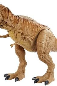 Tyranozaur T-Rex Park Jurajski Dźwięk Ruch Dinozaur Jurassic World-2