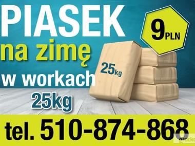 Piasek w workachWARSZAWA-2