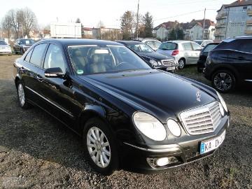 Mercedes-Benz Klasa E W211 1,8 Kompresor*184KM *Sport*Lift*LPG* Super...