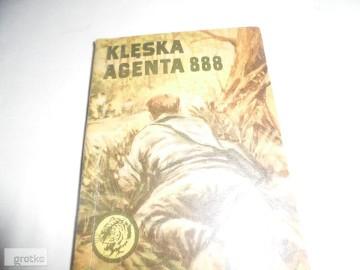ksiazka Klęska agenta 888'' Piastowicz z serii Zółty tygrys'