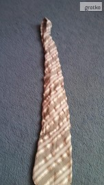 krawat męski vincitore linta