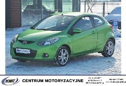 Mazda 2 III 2008r - Klimatyzacja AC