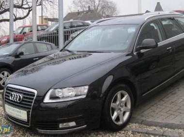 Audi A6 III (C6) 2.0 CR TDI BEZWYPADKOWY!! , NAWI , ALU, WARTO-1