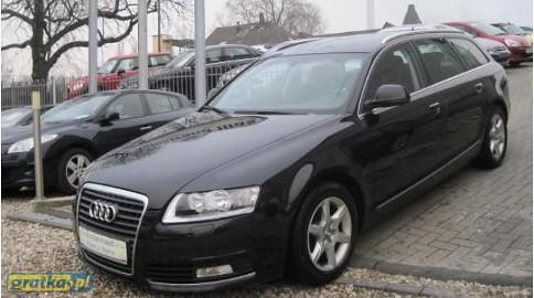 Audi A6 III (C6) 2.0 CR TDI BEZWYPADKOWY!! , NAWI , ALU, WARTO