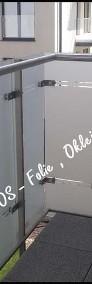 Folie dekoracyjne na balkon Warszawa- Folie na okna i drzwi Folkos-3