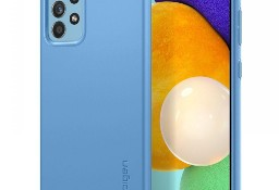 Etui Spigen Thin Fit do Samsung Galaxy A52 / A52s Awesome Blue