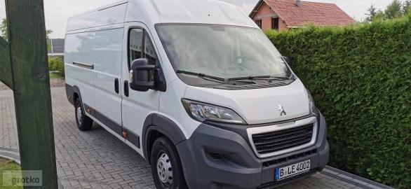 Peugeot Boxer Faktura VAT Śliczne Z Niemiec Opłacony rej. 256