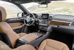 Mercedes-Benz Klasa GL X166 GLS 350 d 4-Matic