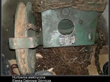 Wciągnik łańcuchowy przejezdny - udźwig 1tona-1