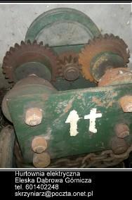 Wciągnik łańcuchowy przejezdny - udźwig 1tona-2