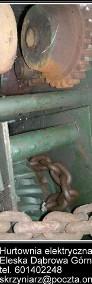 Wciągnik łańcuchowy przejezdny - udźwig 1tona-4