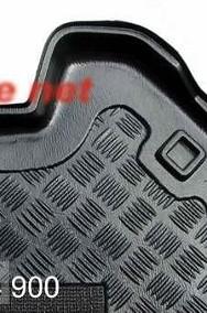 KIA CARENS IV gen. od 04.2013 r. 7 siedzeń mata bagażnika - idealnie dopasowana do kształtu bagażnika Kia Carens-2