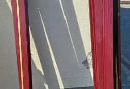 rama drewniana do witryny, wiśnia, wys. 206cm., szer. 92 cm., bez szyby