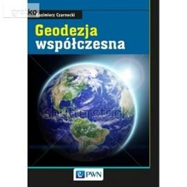 Sprzedam książkę Geodezja współczesna Kazimierz CzarneckiPWN