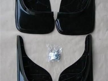 VOLKSWAGEN TOURAN od 2010 do 2015 chlapacze gumowe komplet 4 sztuk blotochronów Volkswagen Touran-1