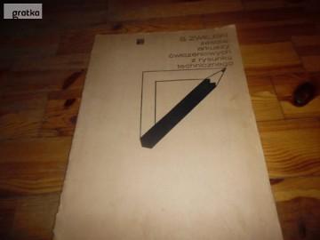 Zestaw arkuszy ćwiczeniowych z rysunku technicznego : dla techników m