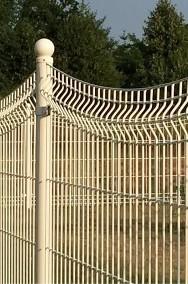 Panel ogrodzeniowy wklęsły 130x250cm fi4mm oc+kolor-2