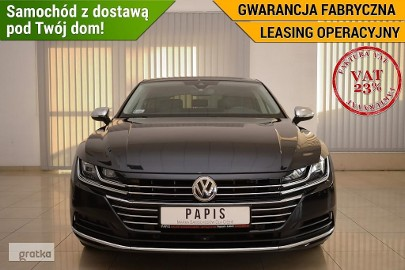 Volkswagen Arteon VAT23% Salon PL ASO 1Wł Climatronik Nawi Keyless LED Tempomat PAPIS