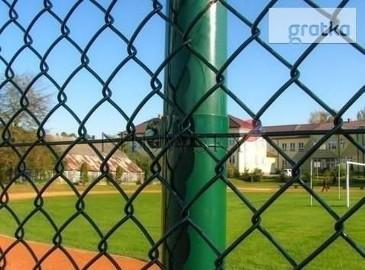 Siatka ogrodzenia 60x60x3,6mm h-125cm kolor zielony,czarny