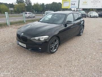 BMW SERIA 1 116D 115KM nawigacja,klimatronik,inne dodatki