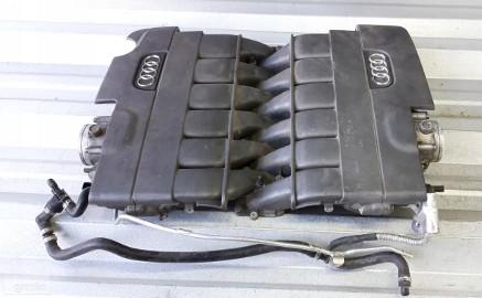 AUDI A8 6.0 W12 D3 02-10 4E0 KOLEKTOR SSĄCY