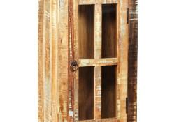 vidaXL Szafka wisząca z drewna z odzysku, 44 x 21 x 72 cm245139
