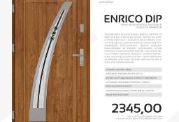 Drzwi stalowe SETTO model ENRICO 68 DIP