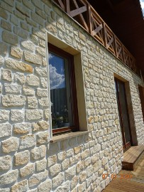 Kamień na ściany domu