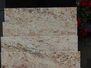 Płytki granitowe podłogowe polerowaneIVORY BROWN 30,5x61x1cm-1