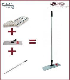 Zestaw Do Mycia Podłóg mop + kij + stelaż 40 cm!