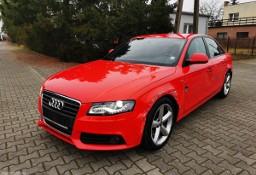 Audi A4 IV (B8) S-line